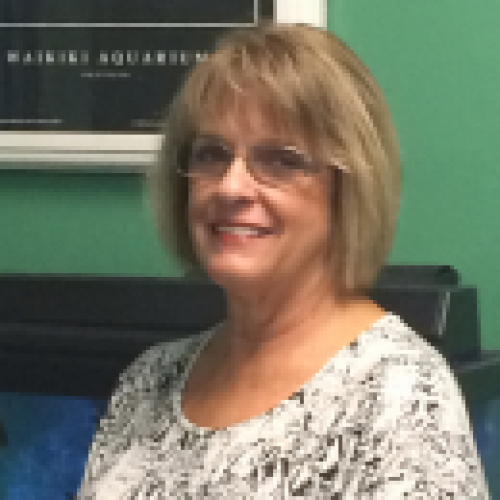 Joan McKinley - Office Manager