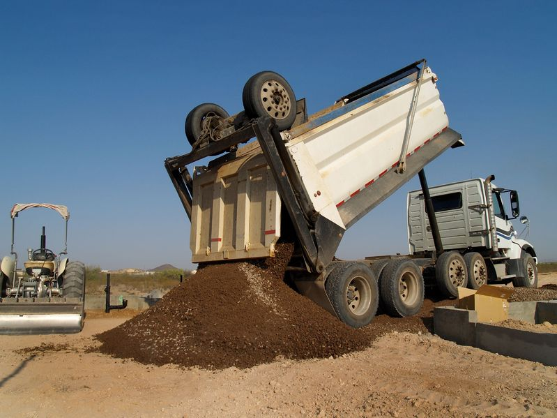 Riverside, CA. Dump Truck Insurance