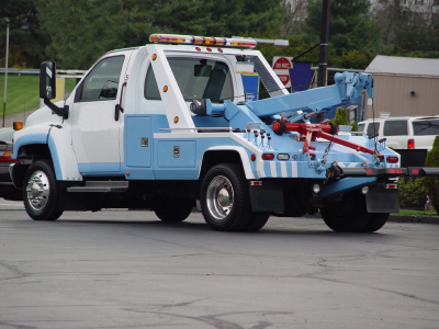 Riverside, CA. Tow Truck Insurance